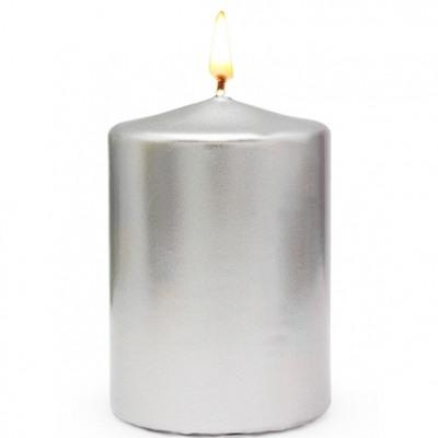 Plata, barniz para velas