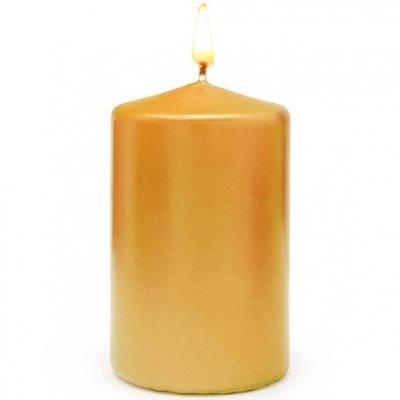 Naranja, barniz para velas