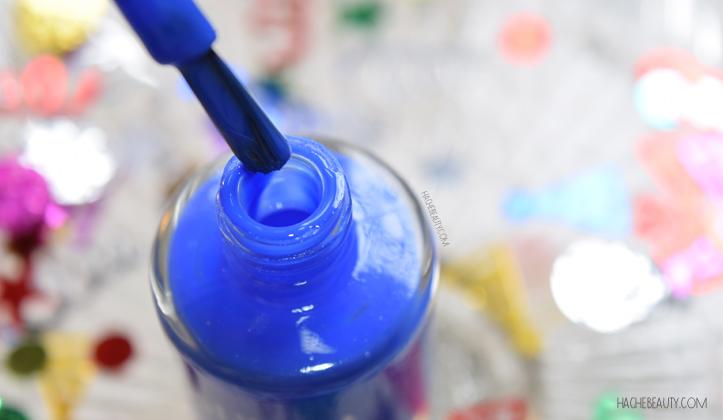 esmalte azul monaco blosst 7