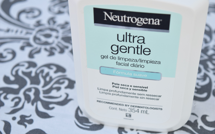 Review: gel de limpieza Neutrogena Ultra Gentle