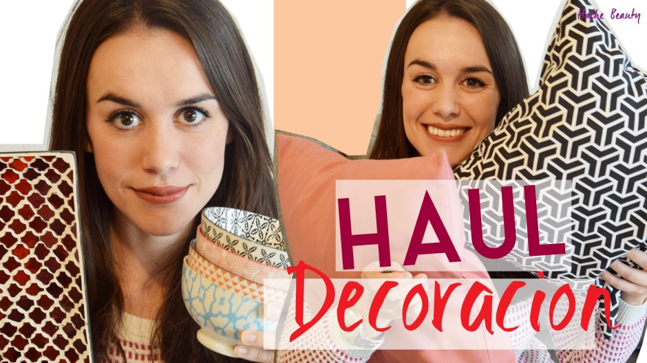 Video HB : Haul / Compras de Decoración