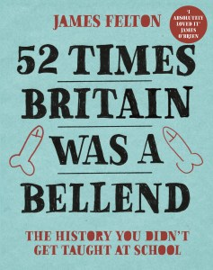 52 Time Britain was a Bellend cover