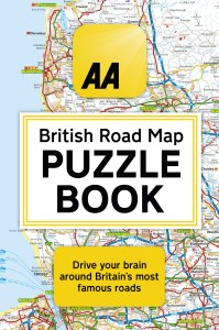 AA Puzzle Book cover