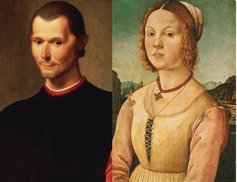 Machiavelli and Wife