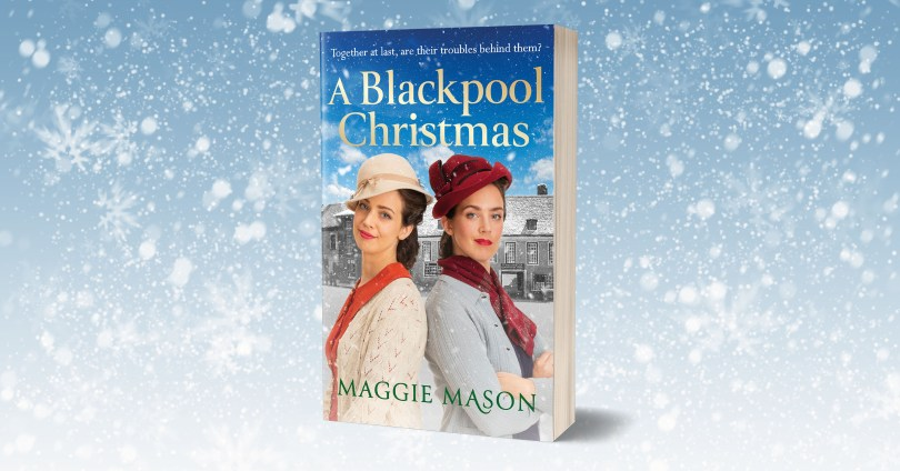 A Blackpool Christmas packshot