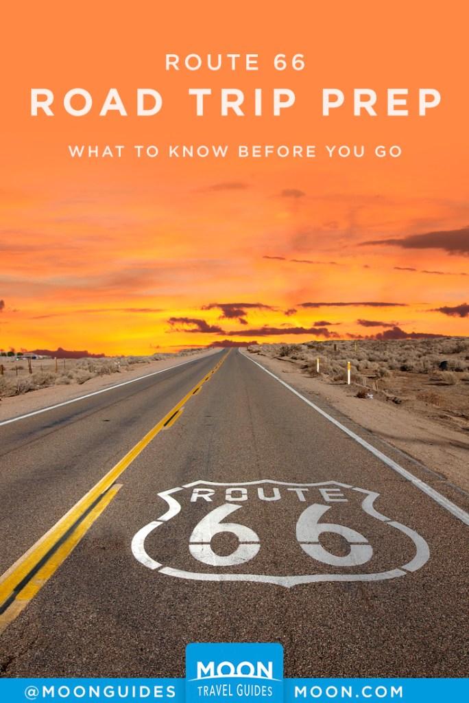 Route 66 Prep Pinterest Graphic