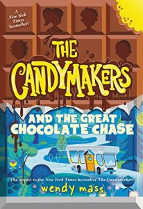 Candymakers and the Great Chocolate Chase cover