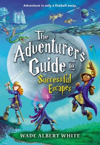 Adventurers Guide to Successful Escapes cover