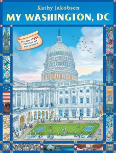 My Washington, DC cover