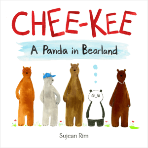 Chee-Kee: A Panda in Bearland cover