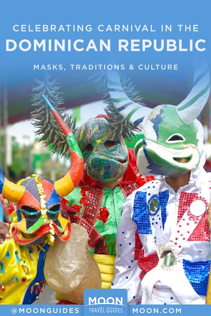 Carnival Dominican Republic pinterest graphic