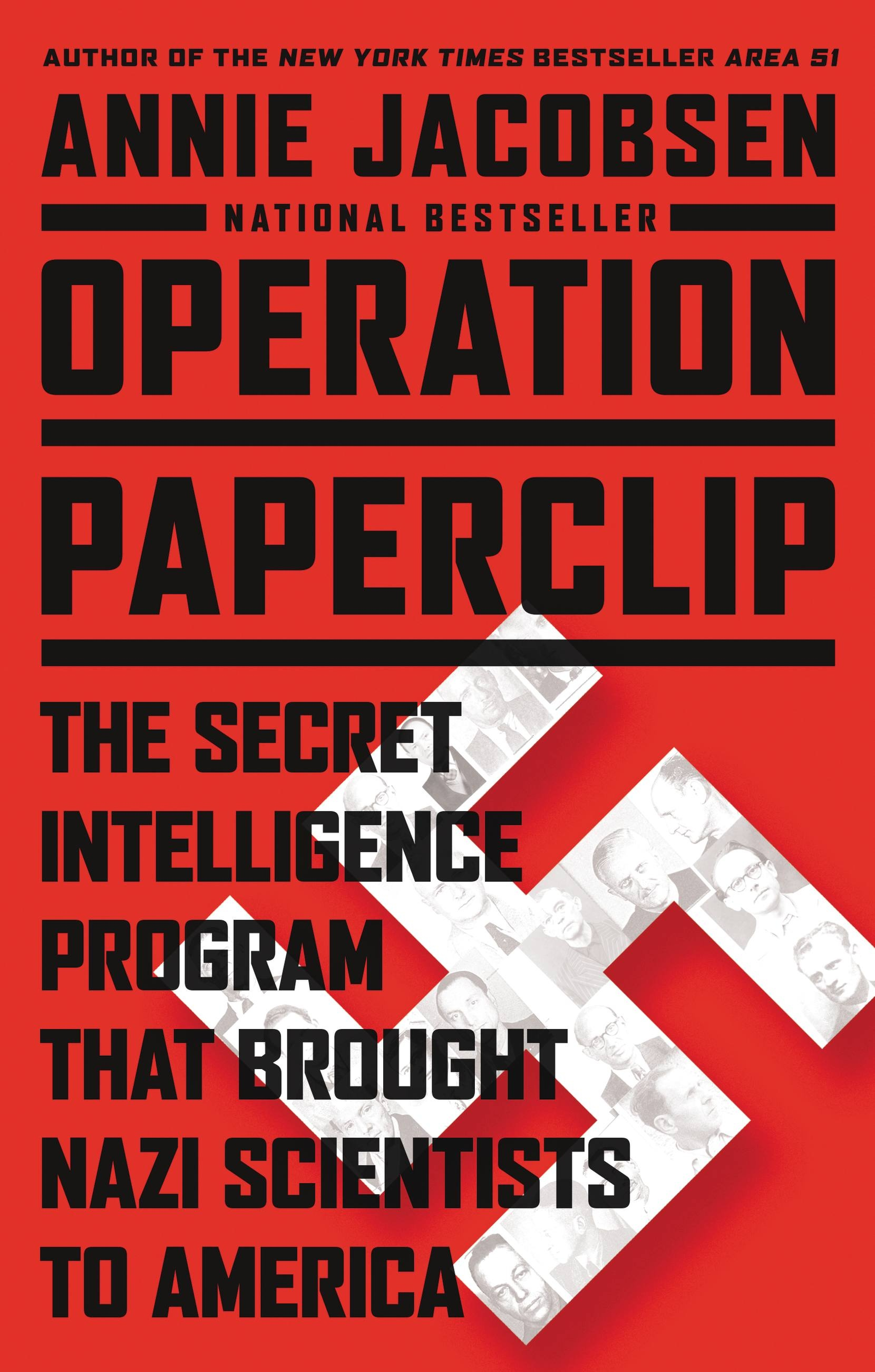 Operation Paperclip Hachette Book Group