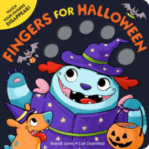 Fingers for Halloween cover