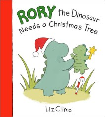 Rory the Dino Needs a Christmas Tree cover