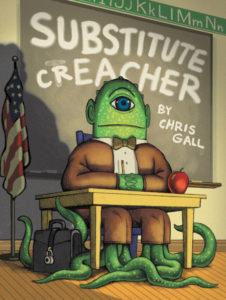 Substitute Creacher cover