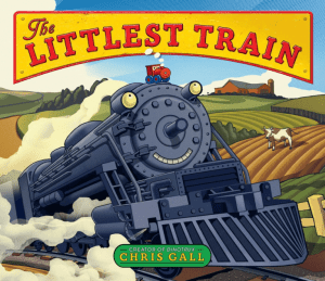 The Littlest Train cover