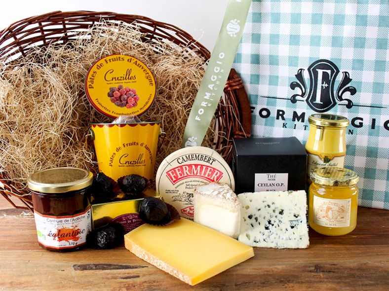 french food gift basket