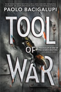 Tool of War cover