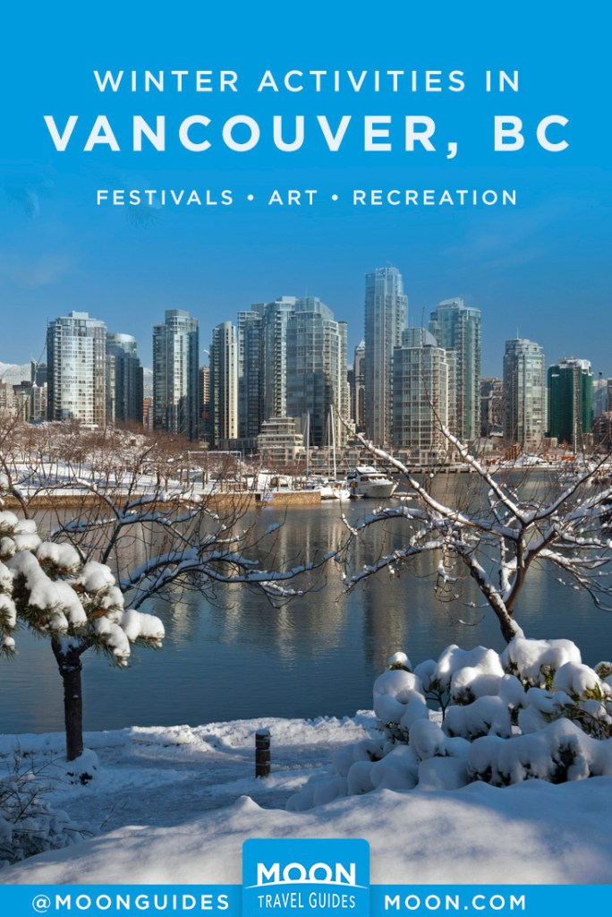 winter in vancouver pinterest graphic