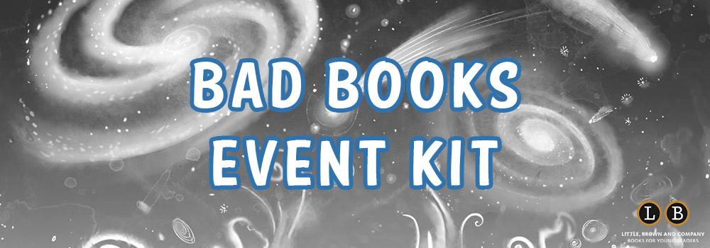 Bad Books Event Kit