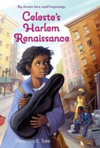 Celeste's Harlem Renaissance cover