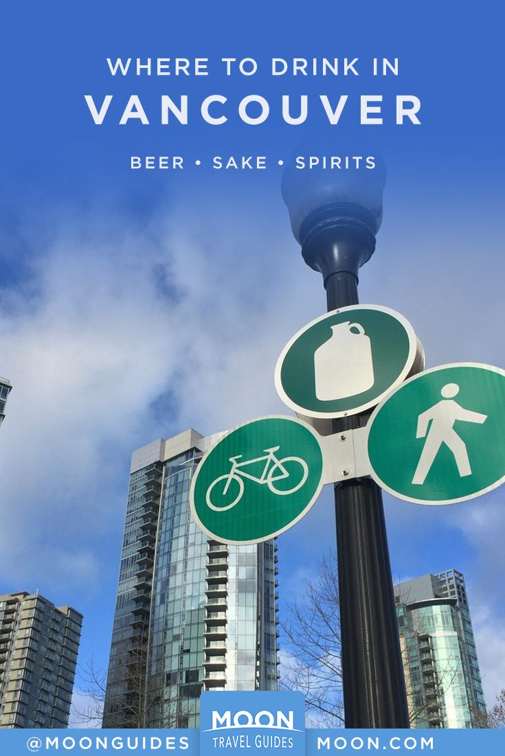 Boozy Vancouver pinterest graphic
