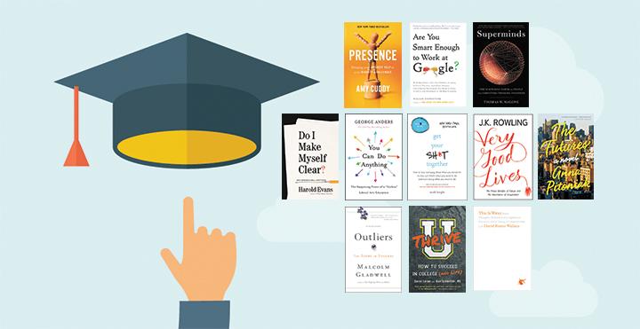 11 books for grads