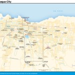 Map of Managua City