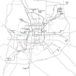Map of Beijing Transportation
