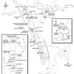 Travel map of Park City, Utah