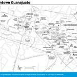 Maps - San Miguel de Allende 2e - Downtown Guanajuato