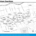 Maps - San Miguel de Allende 2e - Downtown Querétaro