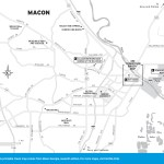 Map of Macon