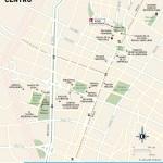 Travel map of Centro de Medellín, Colombia