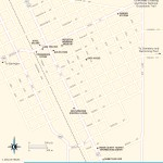 Travel map of Clayton, New Mexico