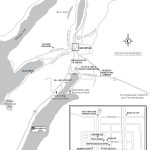 Map of Vernon and Vicinity, BC