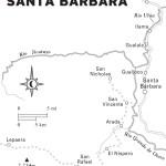 Travel map of Villages Near Santa Barbara, Honduras