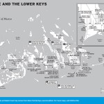Map of Big Pine and the Lower Keys, Florida