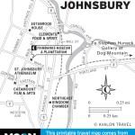 Map of St. Johnsbury, Vermont