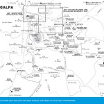 Travel map of Tegucigalpa, Honduras
