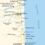 Maps - Hawaiian Islands 1e - Big Island - Hamakua Coast