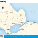 Travel map of Dewey, Puerto Rico