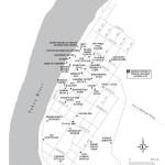 Map of Dawson City, YT