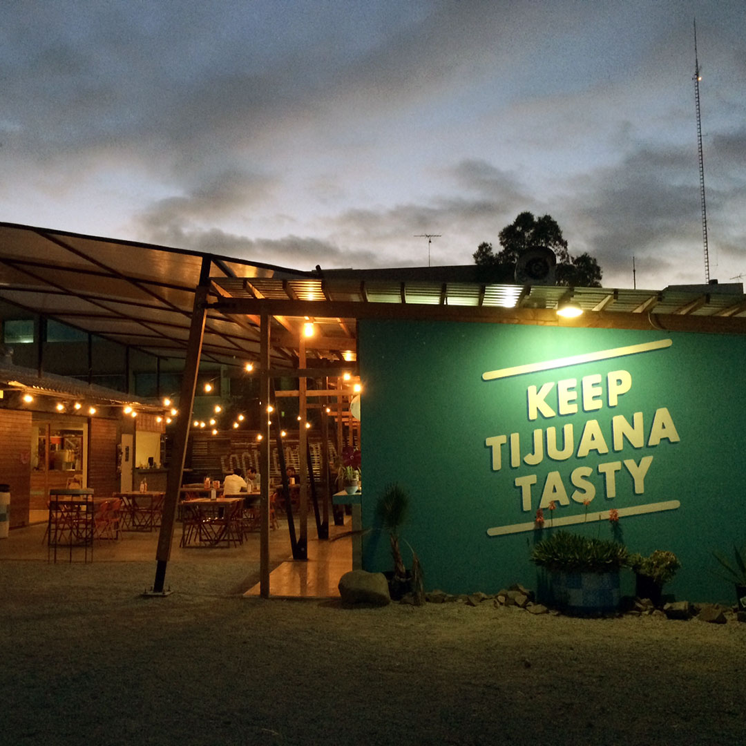 Tijuana's Food Garden is a local favorite