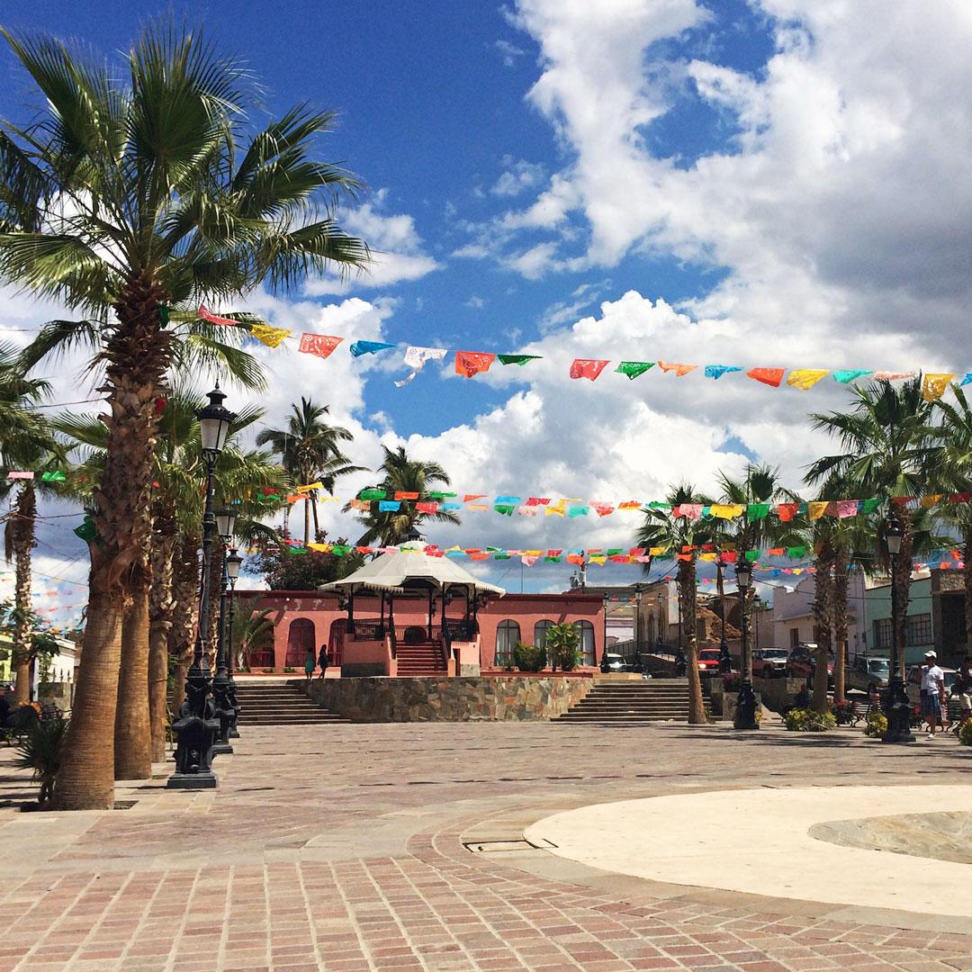 Todos Santos Plaza