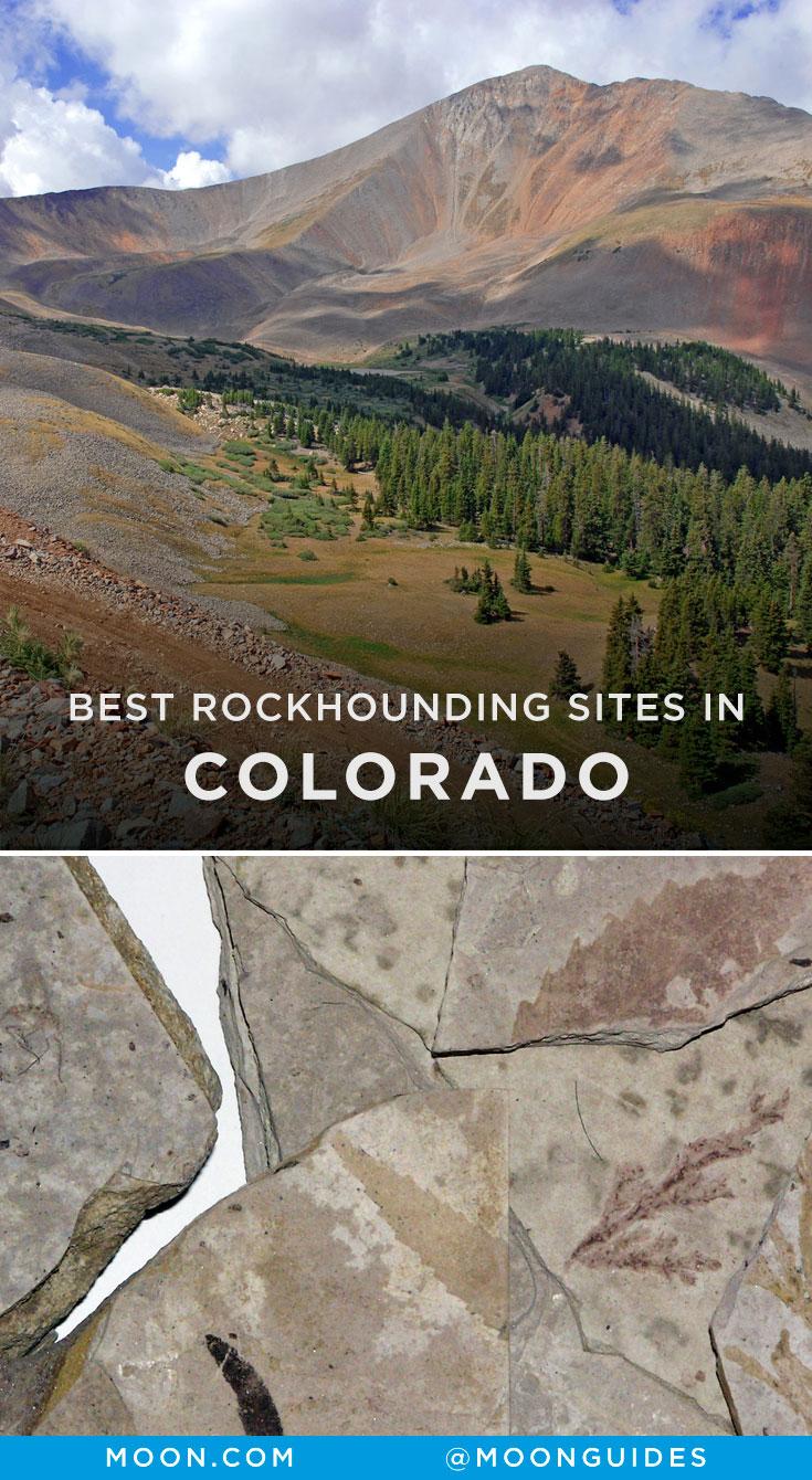 colorado rockhounding pinterest graphic