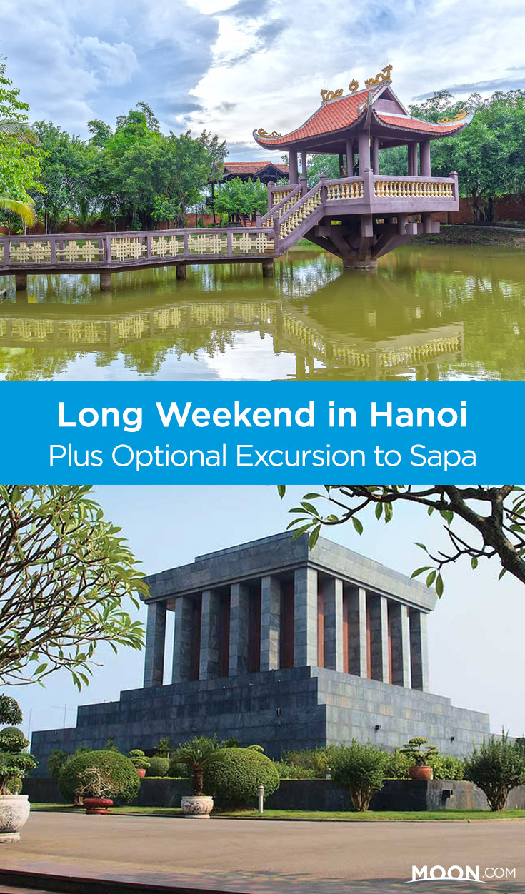 While the thousand-year-old city holds plenty of history, the most captivating moment in Hanoi is the present. Follow this two-day itinerary to explore the storied past of the capital while experiencing the best of a modern-day Vietnamese metropolis at the same time. After your long weekend is over, take a 2-day excursion to Sapa. #vietnam