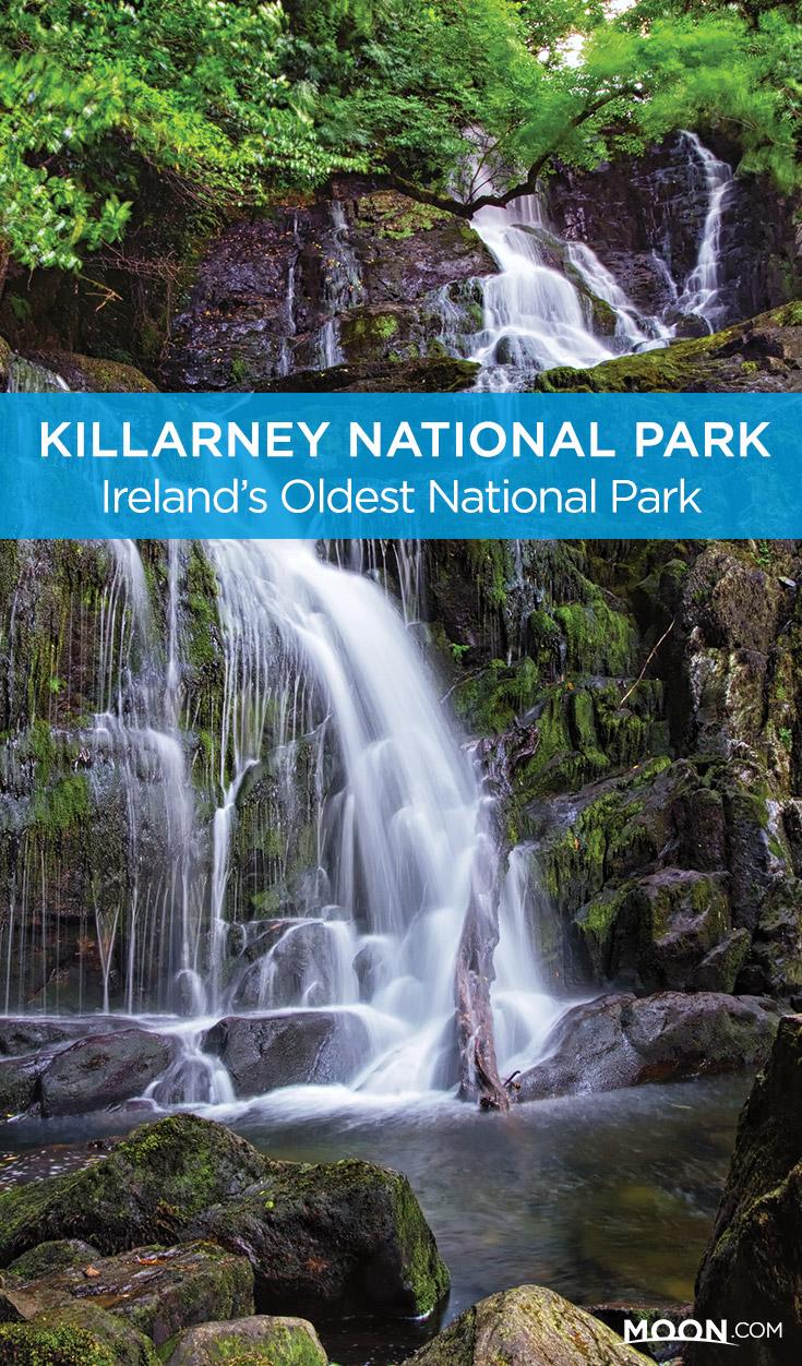 Killarney National Park pinterest graphic