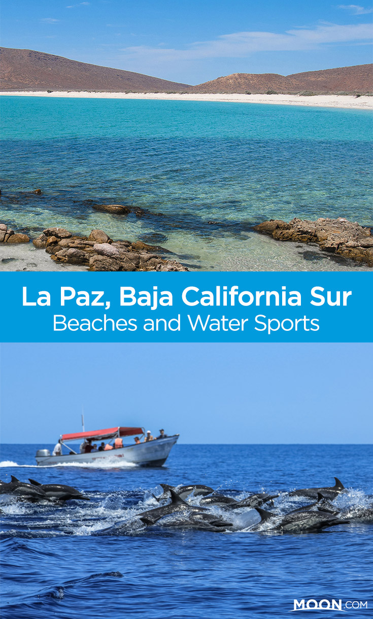 The capital of Baja California Sur, La Paz has culture, history, beaches, and islands, and is one of the best places in Baja for water sports and fishing. Here's our top list of things to do.