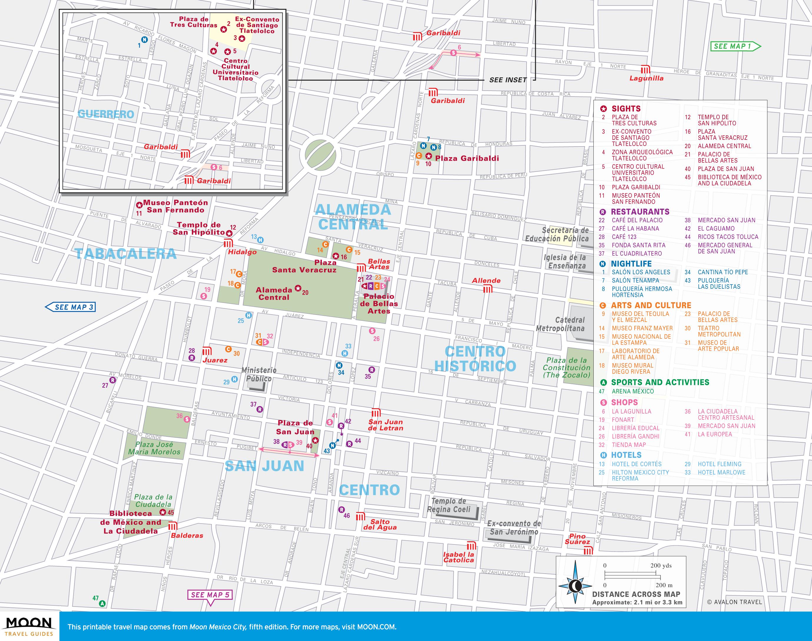 Mexico City | Avalon Travel